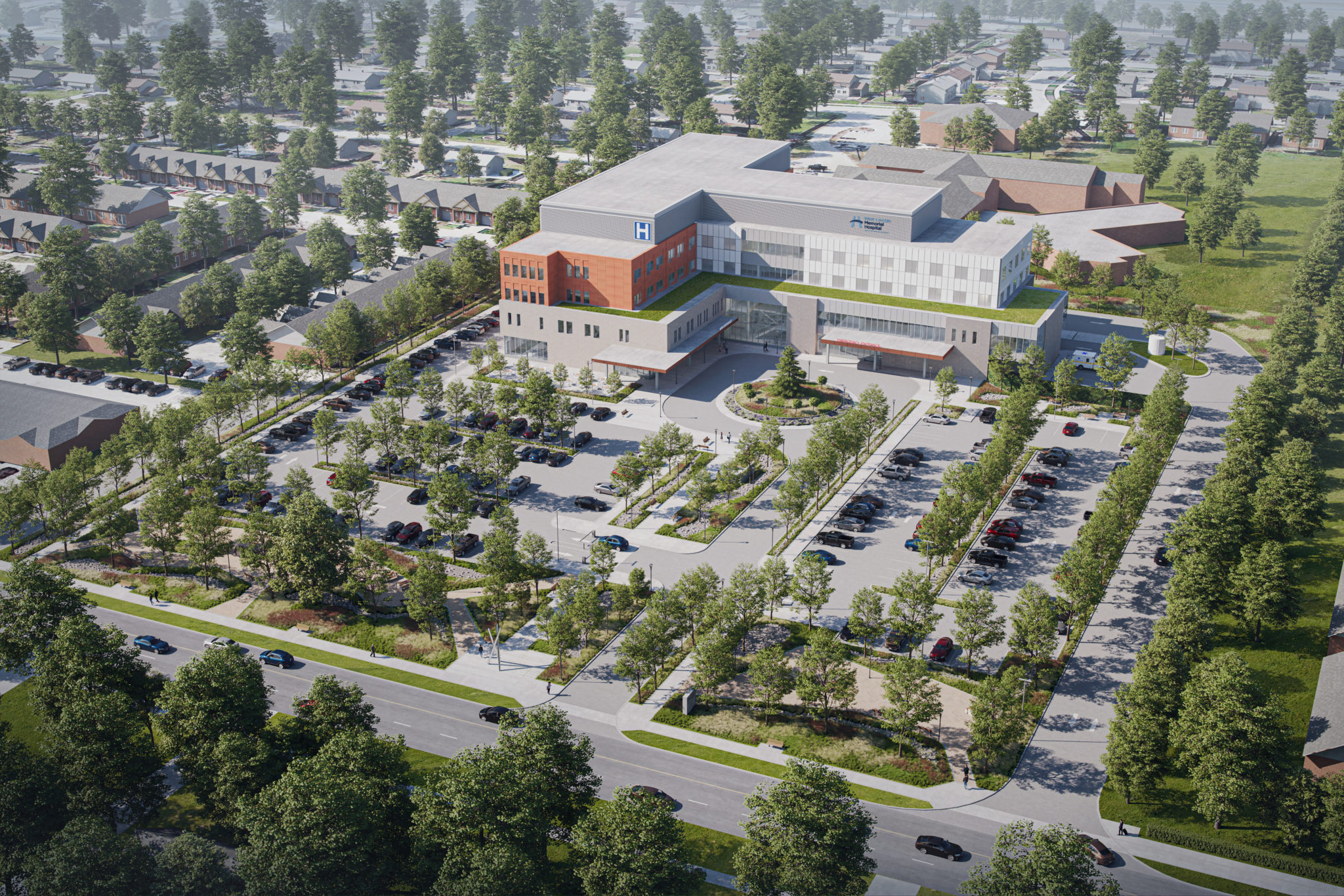 SNEAK PEEK: New WLMH renderings