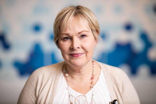 Portrait of Sharon Pierson